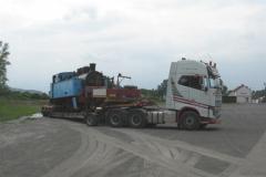 loco+camion volvo Maldegem 11-06-2013